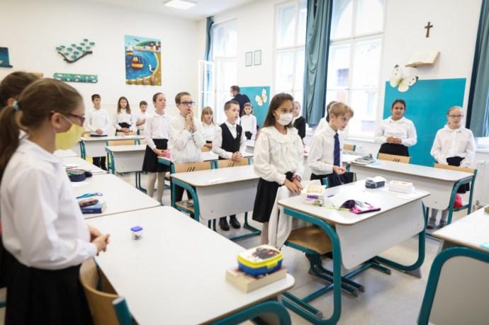 Vasárnap országos gyűjtést tartanak a katolikus iskolák javára
