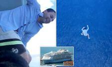 Az óceánjáró 11. emeletéről ugrott az Atlanti-óceánba egy férfi. A hajótársaság örökre kitiltotta (videó)