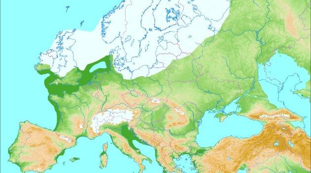 Csigahéjak és cseppkövek mesélnek a Kárpát-medence jégkorszaki klímájáról
