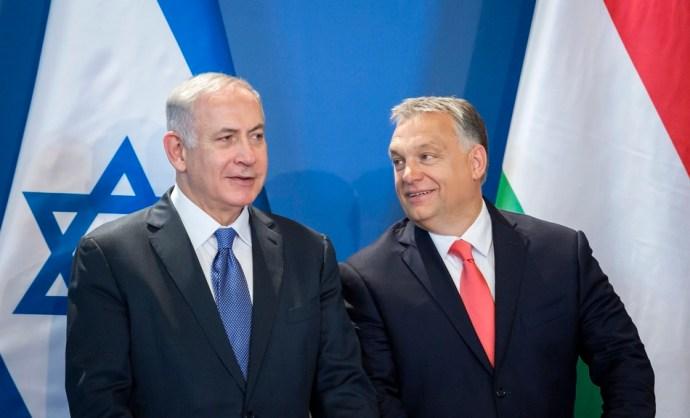 Shalom, Bibi! Még soha nem volt ennyire undorító a magyar elit
