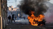 """""""Franciaország: A migránsgettók háborút hirdetnek a rendőrség és a tűzoltók ellen"""""""