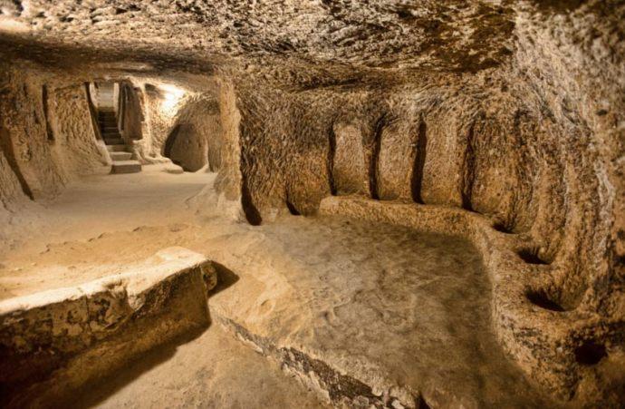 A világ legnagyobb földalatti városát fedezhették fel