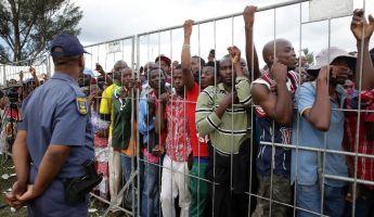 Teljes a káosz Dél-Afrikrában, többen meghaltak