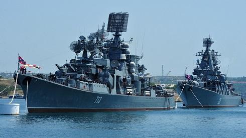 Teljes harckészültségben az orosz Fekete-tengeri Flotta