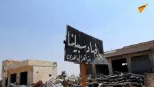 A szíriai katonák elérték Khan Shejkhun külterületét (videó)