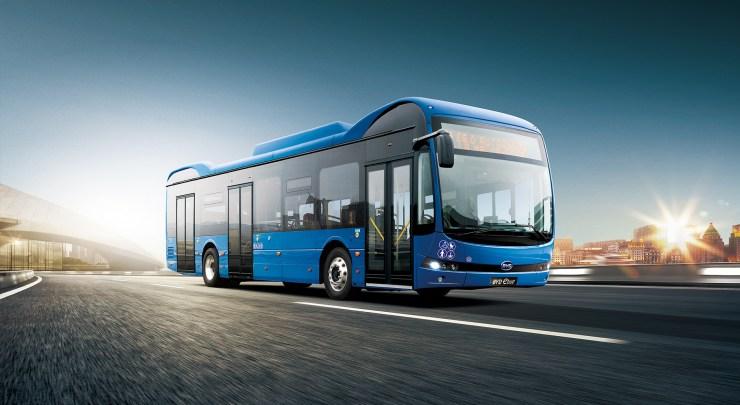BKK: újabb elektromos buszt tesztelnek Budapesten júniusban