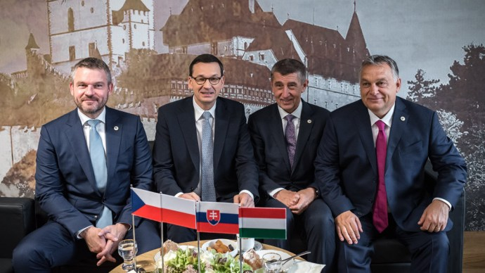 Határvédelmi erőket kért Orbán Viktor