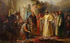 Már gyermekként megtanulta Rettegett Iván cár, hogy csak kegyetlenkedéssel tarthatja meg hatalmát