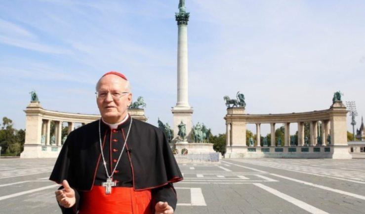 NEK – Erdő Péter: öt kontinens ezerkétszáz millió katolikusa figyel Budapestre