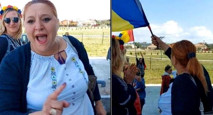 A szenátor vezetésével elzavarták az oltóközpont munkatársait egy romániai faluból
