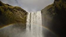 Lélegzetelállító látvány a befagyott Niagara-vízesés – videó