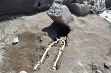 Egyedülálló leletet fedeztek fel Pompeji romjainál