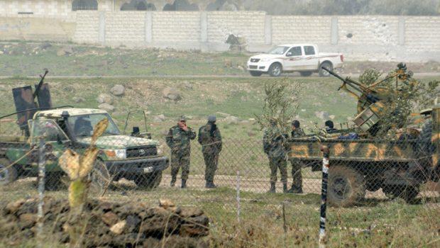 Tel-Aviv: iráni erők telepítettek robbanószerkezetet a Golán-fennsíkon