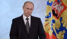 Putyin: nem fog sikerülni katonai fölényt elérni Oroszország felett