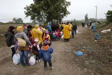 Horvát rendőrök újságírókra támadtak a szerb-horvát határon