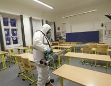 Eddig tizenhárom iskolát kellett bezárni a járványügyi helyzet miatt