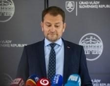 Matovič keveset beszélt a munkájáról, inkább az újságírókat támadta