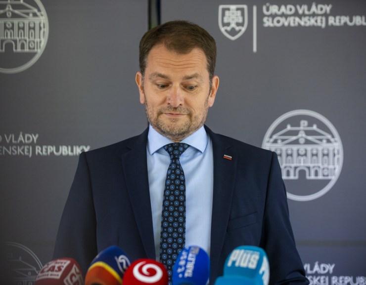 Matovič: Az oltási lottóra és a közvetítői bónuszra 160 ezren regisztráltak