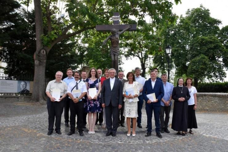 Te Deumot ünnepelt a győri Brenner János Hittudományi Főiskola