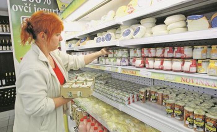 Lengyelországban az élelmiszer kétszer olcsóbb, mint Ukrajnában, az átlagfizetés pedig háromszor magasabb