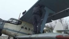 Kelet-Ukrajnában szállt fel a migránsokat szállító repülő