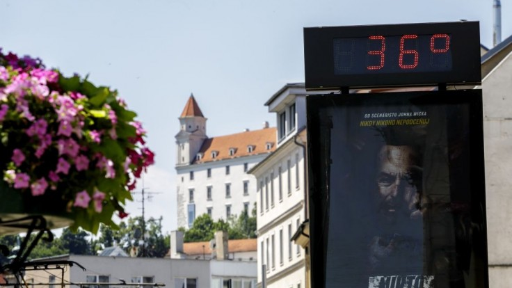 Csütörtökön délelőtt viharokra, délután hőségre figyelmeztetnek a meteorológusok
