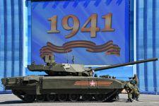 Lerobbant az oroszok szupertankja