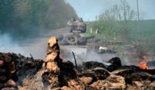 A föderalizálás hívei Doneckben mozgósításra szólítottak fel