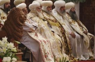 A kopt ortodox pátriárka karácsonyi üzenete