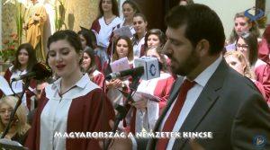 Megható dalt írtak Magyarországról jordániai keresztények (videó)