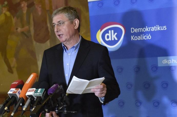 Rezsiforradalmat hirdetett Gyurcsány Ferenc