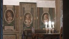 Felújítják a magyar királyok termét Homonnán