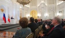 December 4-én Putyin üzenettel fordul az orosz Szövetségi Gyűléshez