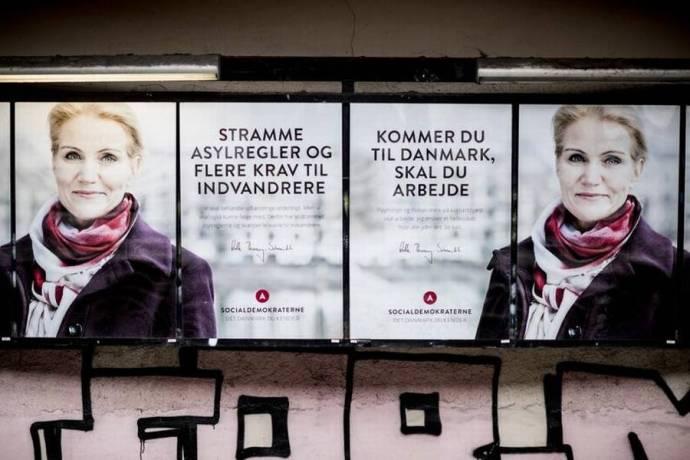 """Dán miniszterelnök: """"Ha Dániába jössz, dolgoznod kell."""""""