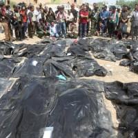 Kivégezték Irakban az Iszlám Állam mészárosait (videó, képgaléria)