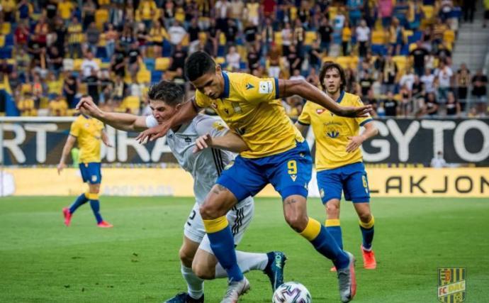 Divkovic góljával győzött a DAC Nyitrán, újra vezetik a tabellát