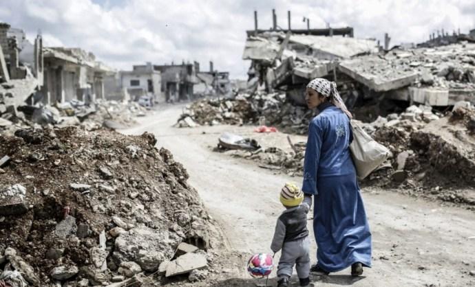 A szíriai kormány háborús stratégiája emberiesség elleni bűncselekmény?