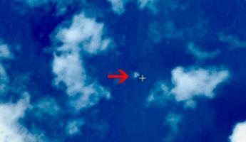 Lezuhant utasszállító: 3 tárgyat láttak sodródni a tengerben