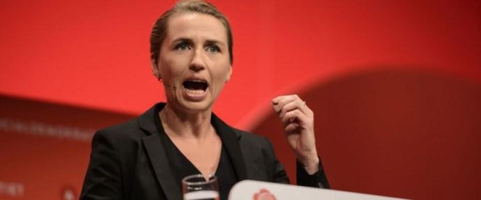 A dán szociáldemokraták el akarják törölni a menedékjogot