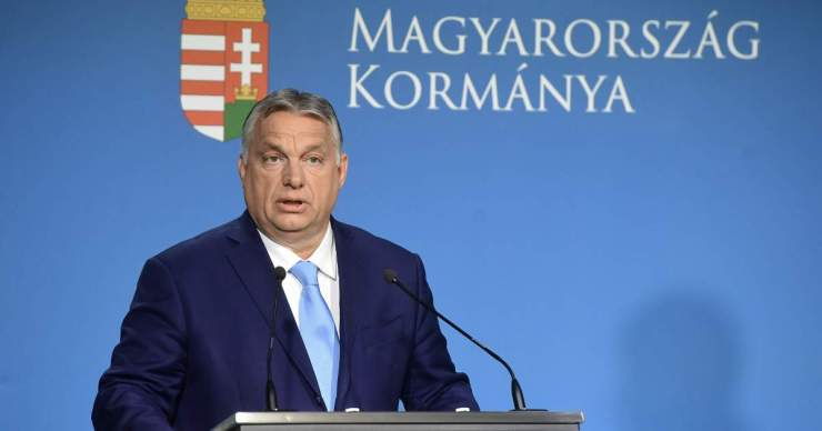 Orbán Viktor: Nemzeti konzultációt indít a kormány