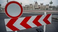 A nagy lezárások hétvégéje jön Budapesten – minden autóst érint