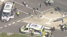 Hét iskolás gyerek közé hajtott egy gépkocsi Melbourne-ben