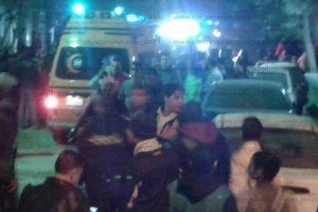 Terroristák robbantottak a gízai piramisok közelében