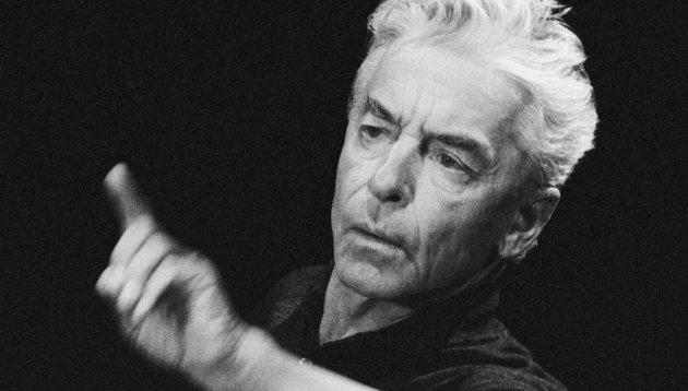 Náci múltja miatt sok helyen tiltakozást váltottak ki Herbert von Karajan fellépései