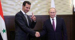 Moszvában tárgyalt a szíriai elnök