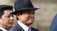 Felháborodás, miután a japán h. miniszterelnök azt mondta: Hitlernek helyesek voltak az indítékai