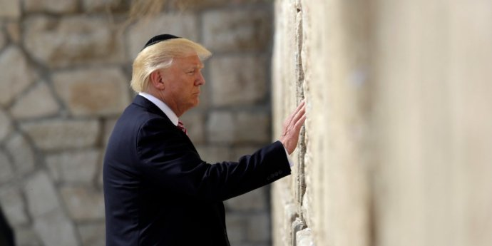 Elítélő reagálások Trump tegnapi bejelentésére Jeruzsálemről
