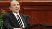 Meghalt a mormon egyház vezetője