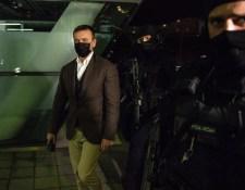 Haščák vizsgálati fogságba helyezését indítványozta az ügyész