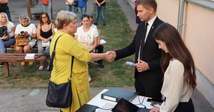 A Mátyusföldön és a Zoboralján is átadták a Rákóczi Szövetség iskolaválasztási ösztöndíját